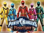 Power Rangers Gates of Darkness Game