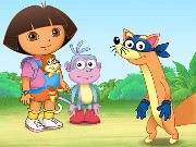 Dora Swipers Big Adventure Game