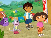 Dora Candy Land Game
