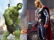 Hulk Punch Thor Game
