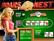 The Dukes of Hazzard Hold Em Game