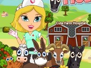 Cute Farm Hospital Game