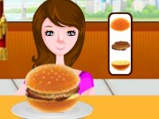Burger Days Game