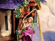 Tangled Hidden Letter Game