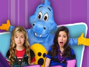iCarly Get Zeebo Game