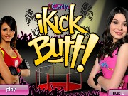 iCarly iKick Butt Game