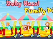 Baby Hazel Family Picnic Game