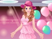 Fancy Pink Dresses Game