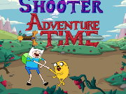 Adventure Time Shooter Game