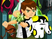 Ben 10 Spot the Not Game