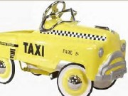Taxi Puzzle Jigsaw Game