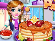 Cooking Delicious Pancakes Game