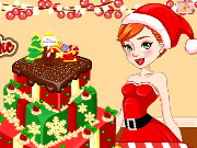 Anna Christmas Cake Contest Game