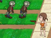 Beauty Vs Zombies Game