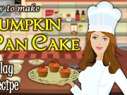 Pumpkin Pan Cake Game