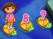 Dora Number Pyramid Adventure