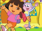 Dora Boots Path Game