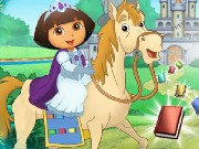 Dora Royal Rescue Game