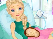 Elsas Baby Birth Game