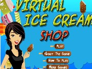 Virtual Ice Cream Shop Game