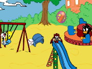 Baby Looney Toons Paint And Play Game