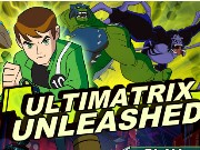 Ben 10 Ultimatrix Unleashed Game