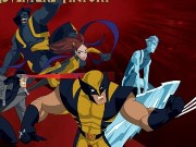X-Men Slice and Dice Game