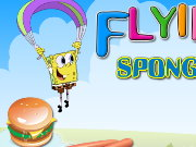 Flying Spongebob Game
