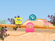 Spongebob Seesaw Mania Game