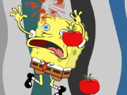 Spongebob Tomato Game