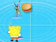 Spongebob Hockey Tournament Game