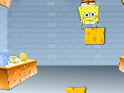 Spongebob Cheese Dropper Game