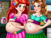 Beauties Pregnant BFFs Game