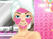 Modern Cinderella Makeover Game