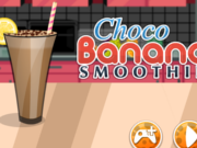 Choco Banana Smoothie Game