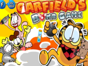Garfield Bomb Game