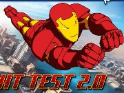 Iron Man Flight Test 2 Game