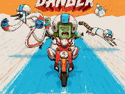 Regular Show Daredevil Danger Game