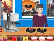 Theatre Snacks Counter Game