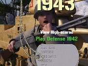 Defense 1943 Game