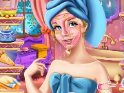 Cinderella Real Makeover Game