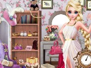 Elsa Magic House Game