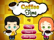 Coffee Time Game
