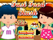 Fast Food Rush Game