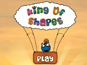 King Of Shapes Instructions Game