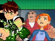 Ben 10 Alien strike Game