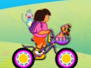Dora Safe Bike Game