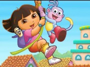 Dora Collect the Flower Game