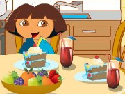 Dora Dining Table Decor Game