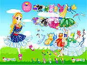 Little Sweetheart Dress Up Game